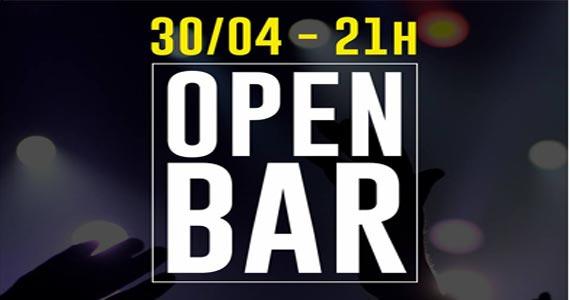 Domingo tem Open Bar com discotecagem regrada de black music, eletrônico e sertanejo no The Kings Eventos BaresSP 570x300 imagem