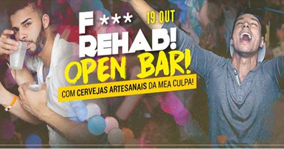 Open Bar na quarta-feira com Frede Beck e Fernando Siciliano no Beco 203 Eventos BaresSP 570x300 imagem