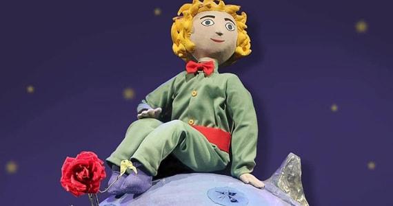 Peça de bonecos O Pequeno Príncipe encanta o Teatro Folha Eventos BaresSP 570x300 imagem