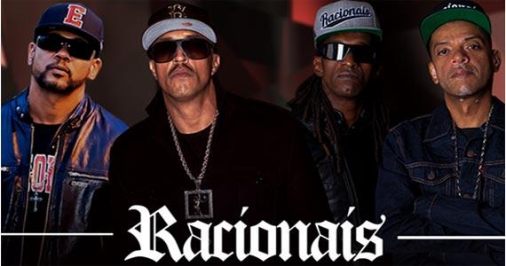 O rap do grupo Os Racionais vai invadir o palco da Brooks, nesta quinta-feira Eventos BaresSP 570x300 imagem