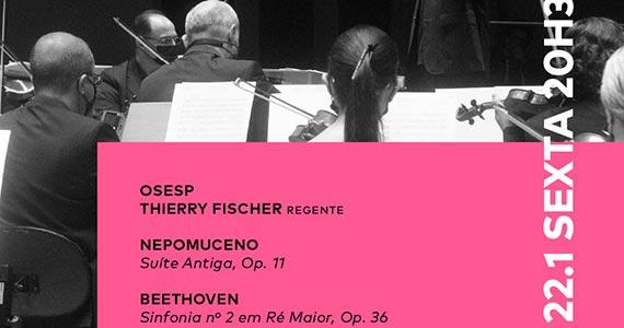 Orquestra Sinfônica prepara concerto especial para o aniversário de São Paulo Eventos BaresSP 570x300 imagem