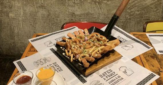 Jazz Restô & Burgers reúne várias delícias e inova com a Pá de comida Eventos BaresSP 570x300 imagem