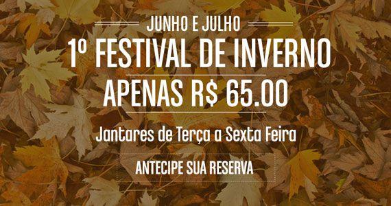 1º Festival de Inverno do Paellas Pepe de terça à sexta-feira até o mês de julho Eventos BaresSP 570x300 imagem