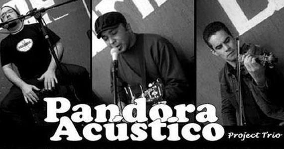 Muito folk rock com a banda Pandora Acústico agitando a sexta-feira em O Garimpo Eventos BaresSP 570x300 imagem