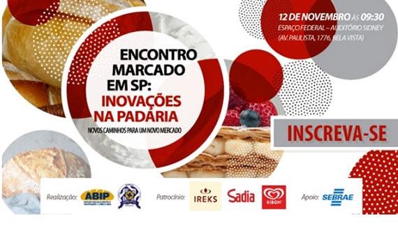 Setor de panificação se reúne para debater inovações no mercado Eventos BaresSP 570x300 imagem