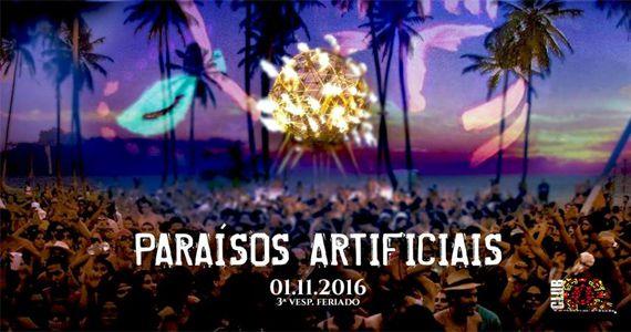 A festa mais aguardada de São Paulo Paraísos Artificiais acontece no Club A Eventos BaresSP 570x300 imagem