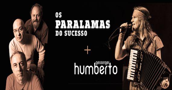 Paralamas do Sucesso e Humberto Gessinger apresentam hits do rock brasileiro no Citibank Hall Eventos BaresSP 570x300 imagem