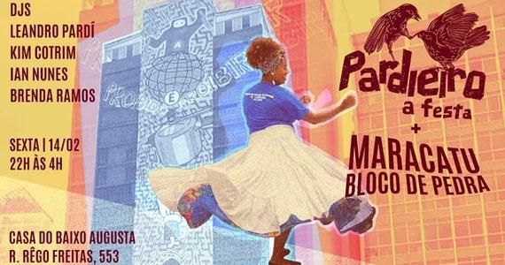 Pardieiro e Maracatu agitam o Carnaval no Baixo Augusta Eventos BaresSP 570x300 imagem