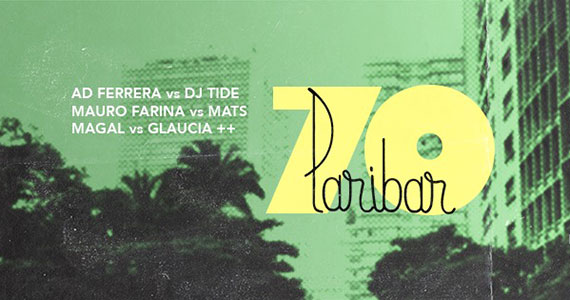 Paribar comemora 70 anos com festival de festa de rua Eventos BaresSP 570x300 imagem