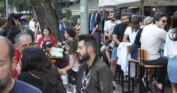 Mercado Paribar oferece Música, Gastronomia, Moda e Cultura no Centro de São Paulo Eventos BaresSP 570x300 imagem