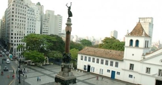 Aniversário de SP no Pátio do Colégio e a História da Cidade Eventos BaresSP 570x300 imagem