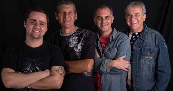 The Blue Pub recebe a Banda Patrulha do Rádio