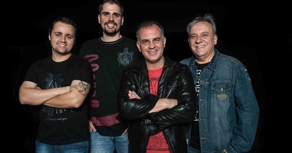 Banda Patrulha do Rádio sacode The Blue Pub com clássicos do Rock and Roll Eventos BaresSP 570x300 imagem
