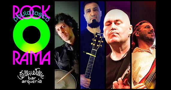 Paulo Tasca Rock O Rama agita o público do Willi Willie com rock Eventos BaresSP 570x300 imagem
