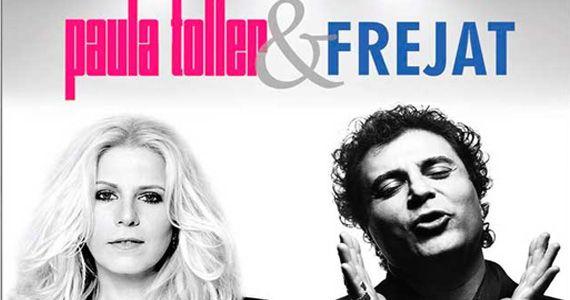 Paula Toller e Frejat cantam os seus novas e antigos sucessos no Espaço das Américas Eventos BaresSP 570x300 imagem