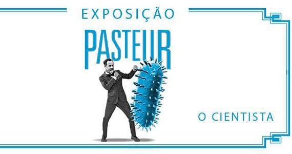 Sesc Interlagos apresenta a exposição Pasteur, o Cientista Eventos BaresSP 570x300 imagem