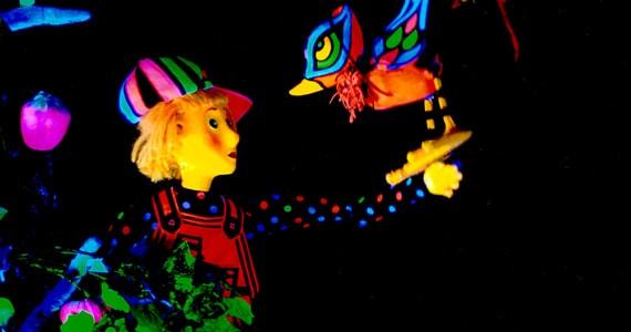 Cia Imago apresenta o espetáculo de bonecos Pedro e o Lobo no Teatro Opus Eventos BaresSP 570x300 imagem