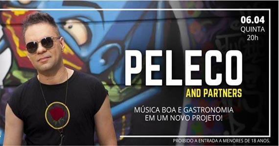 Quinta-feira tem Happy hour ao som de Peleco and Partners no Dunluce Irish Pub Eventos BaresSP 570x300 imagem