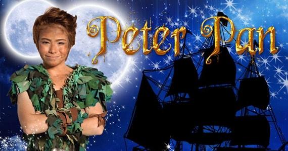 Peter Pan O Musical retorna ao Teatro Bradesco para curta temporada em julho  Eventos BaresSP 570x300 imagem