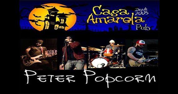 Banda Peter Popcorn traz  os grandes clássicos do rock and roll para a Casa Amarela Pub Eventos BaresSP 570x300 imagem