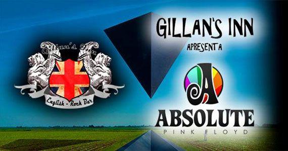 Gillan's inn apresenta Absolute Pink Floyd Cover para os fãs da banda inglesa Eventos BaresSP 570x300 imagem