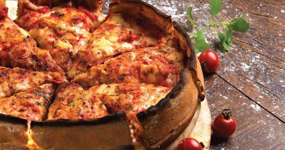 A Casa da Pizza Estufada cria menu especial para o Dia dos Namorados Eventos BaresSP 570x300 imagem