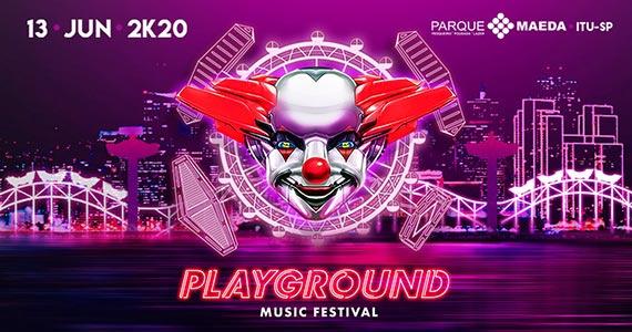 Playground Music Festival encerra a sua tour de 15 anos em São Paulo Eventos BaresSP 570x300 imagem