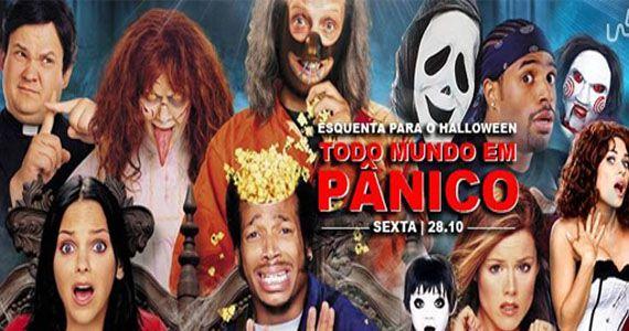 Esquenta para o Halloween: Todo Mundo em Pânico no Lab Club Eventos BaresSP 570x300 imagem