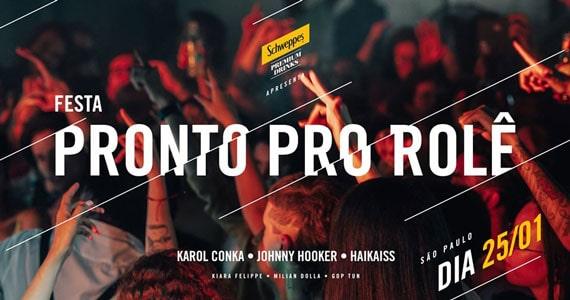Karol Conka, Johnny Hooker e Haikaiss fazem show gratuito Eventos BaresSP 570x300 imagem