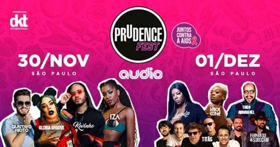 Festival Prudence Fest reúne artistas na Audio Eventos BaresSP 570x300 imagem