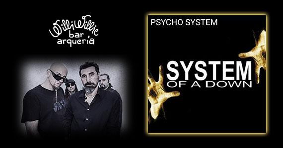 Willi Willie apresenta a Banda Psycho Sytem Eventos BaresSP 570x300 imagem