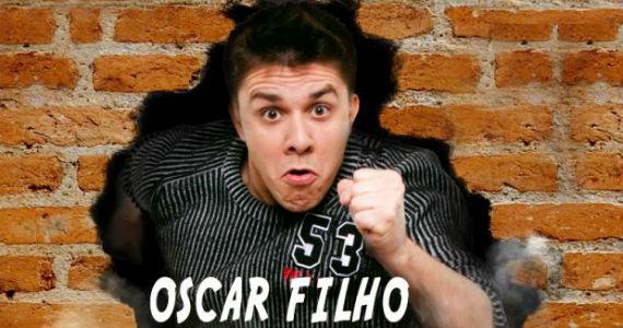 Oscar Filho apresenta temporada do stand-up Putz Grill no Teatro Gazeta Eventos BaresSP 570x300 imagem
