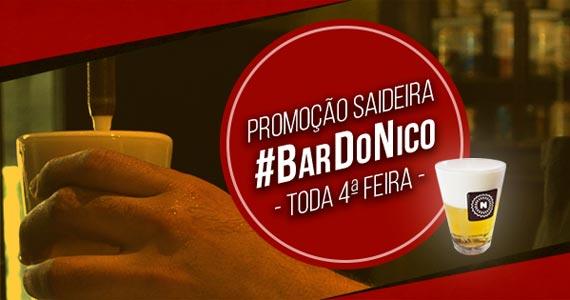 Happy Hour com os amigos no Bar do Nico com muita cerveja e deliciosos petiscos Eventos BaresSP 570x300 imagem