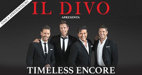 Grupo vocal Il Divo volta ao Brasil com novo show no Espaço das Américas Eventos BaresSP 570x300 imagem