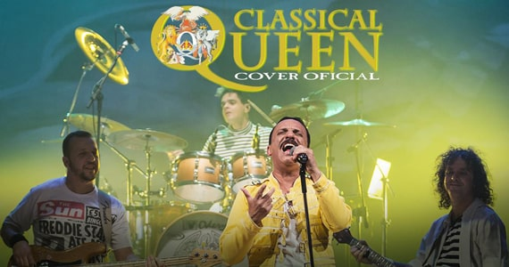 Classical Queen Cover Oficial realiza show no Paris 6 Burlesque