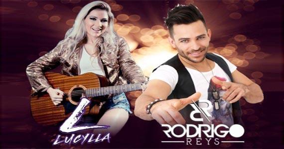 Quinta-feira vai rolar Happy Hour com Lucylla e Rodrigo Reys no Bar Santa Julia Eventos BaresSP 570x300 imagem