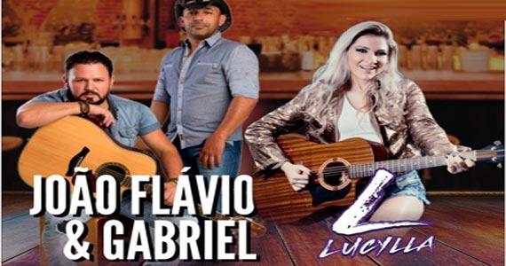 Quinta-feira vai rolar Happy Hour com Lucylla e João Flávio & Gabriel no Bar Santa Julia Eventos BaresSP 570x300 imagem