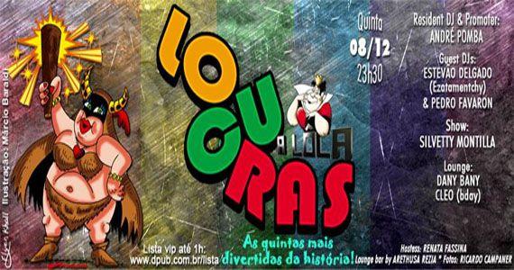 As quintas mais fervidas na A Lôca com show de Silvetty Montilla & Fran Macedo Eventos BaresSP 570x300 imagem