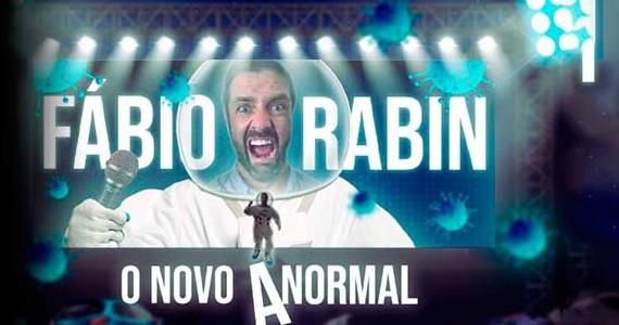 Fabio Rabin apresenta O Novo Anormal no Villa Open Air  Eventos BaresSP 570x300 imagem
