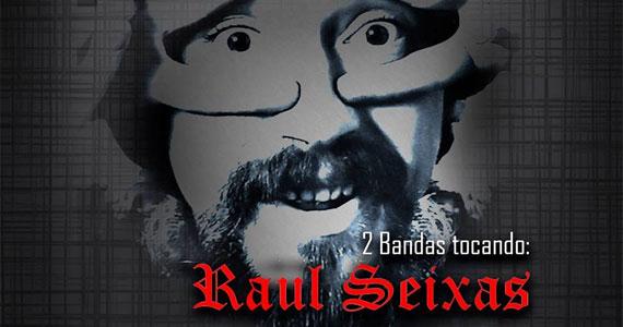 Banda Ecologia e e Cachorro Urubu fazem tributo a Raul Seixas no palco do Santo Rock Bar Eventos BaresSP 570x300 imagem