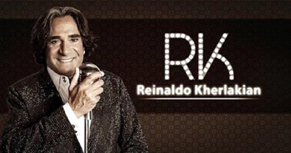 O cantor Reinaldo Kherlakian traz o show Para Ouvir com o Coração na Hipica Paulista Eventos BaresSP 570x300 imagem