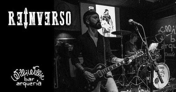 Banda Reinverso comanda a noite com pop rock no Willi Willie bar e Arqueria Eventos BaresSP 570x300 imagem