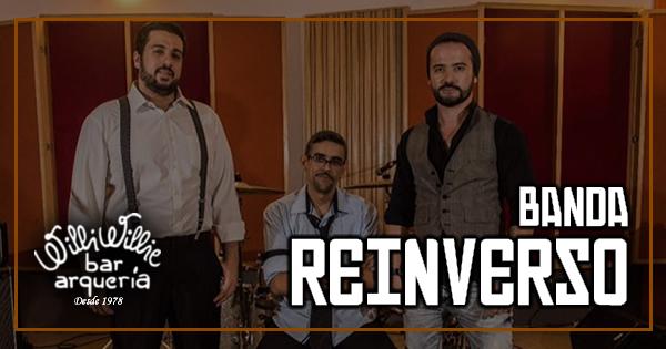 Programação - Banda Reinverso (Pop Rock - Classic Rock - Hits de FM)