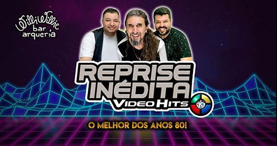 Reprise Inédita se apresenta no palco do Willi Willie Bar e Arqueria com muito pop rock Eventos BaresSP 570x300 imagem