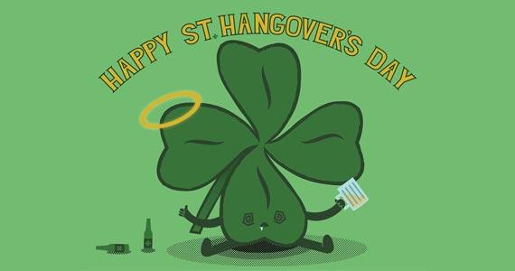Quinta-feira começa a Ressaca de St. Patricks no Goodfellas Bar Eventos BaresSP 570x300 imagem