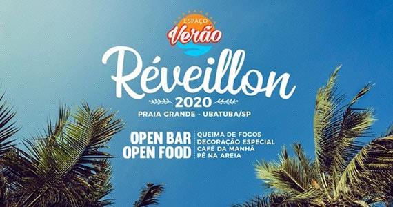 Réveillon 2020 Ubatuba no Espaço Verão conta com open bar e open food Eventos BaresSP 570x300 imagem