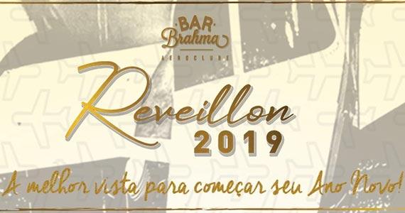 Réveillon 2019 agita o Bar Brahma Aeroclube em São Paulo Eventos BaresSP 570x300 imagem