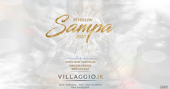 Réveillon Sampa 2020 no Villagio JK