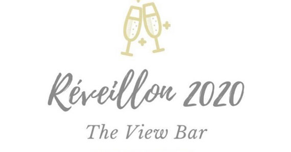 Réveillon no The View Bar