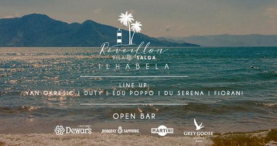Réveillon Vila Salga reúne música, gastronomia e open bar Eventos BaresSP 570x300 imagem